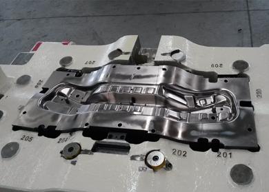 TD处理|模具拉伤|模具表面处理|金属表面耐磨处理